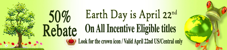 Earth Day Rebate
